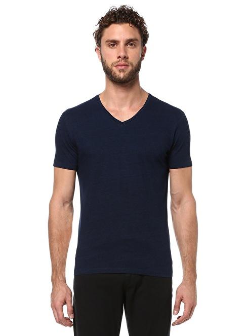 Beymen Collection Tişört İndigo